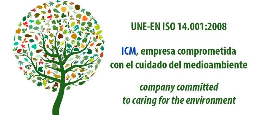 ICM, empresa comprometida con el cuidado del medioambiente