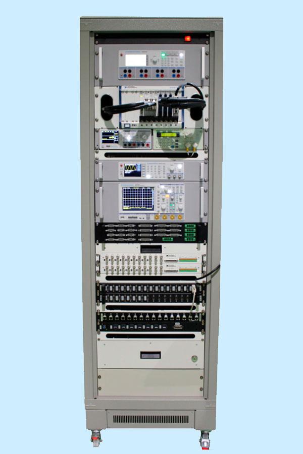 Banco genérico de pruebas, uno de los productos y servicios que completan las soluciones integrales de fabricación de ICM