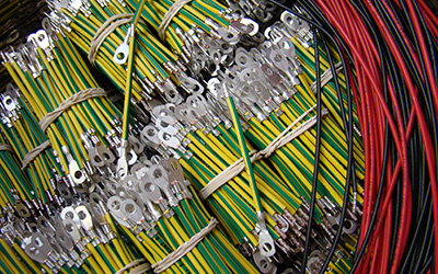 Cableado industrial a medida fabricado por ICM