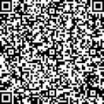 QR con datos de contacto de instalaciones de ICM en Illescas, Toledo