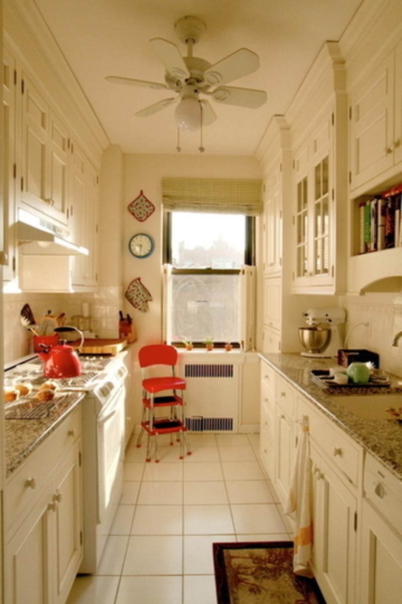 Make Your Efficient Galley Kitchen Design Icmt Set