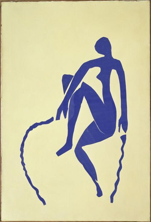 Henri Matisse, Die Seilspringerin, 1952
