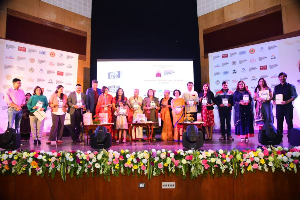 Lucknow Witnesses The Gala Launch Of Inspiring Souls Of Awadh, Written By Raj Smriti
