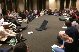 Lived Spirituality Workshop#22