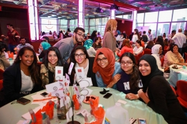 ICNYU Women SMILE for Empowerment Fundraising Iftar#27