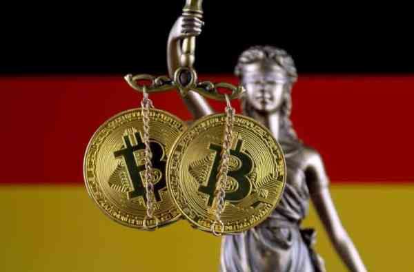 German Court Ruling against BaFin Bitcoin Trading without