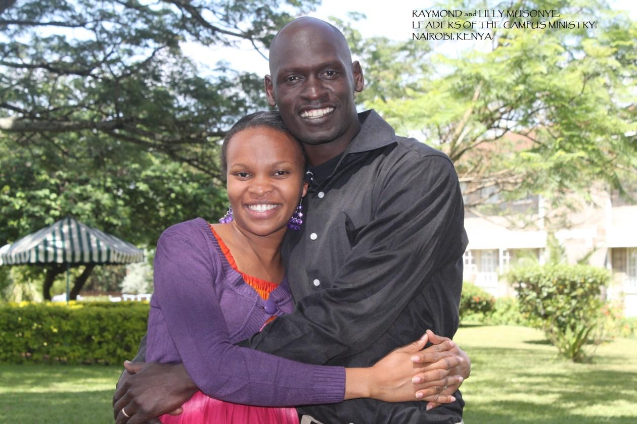 Evangelist Raymond and Lily Musonye