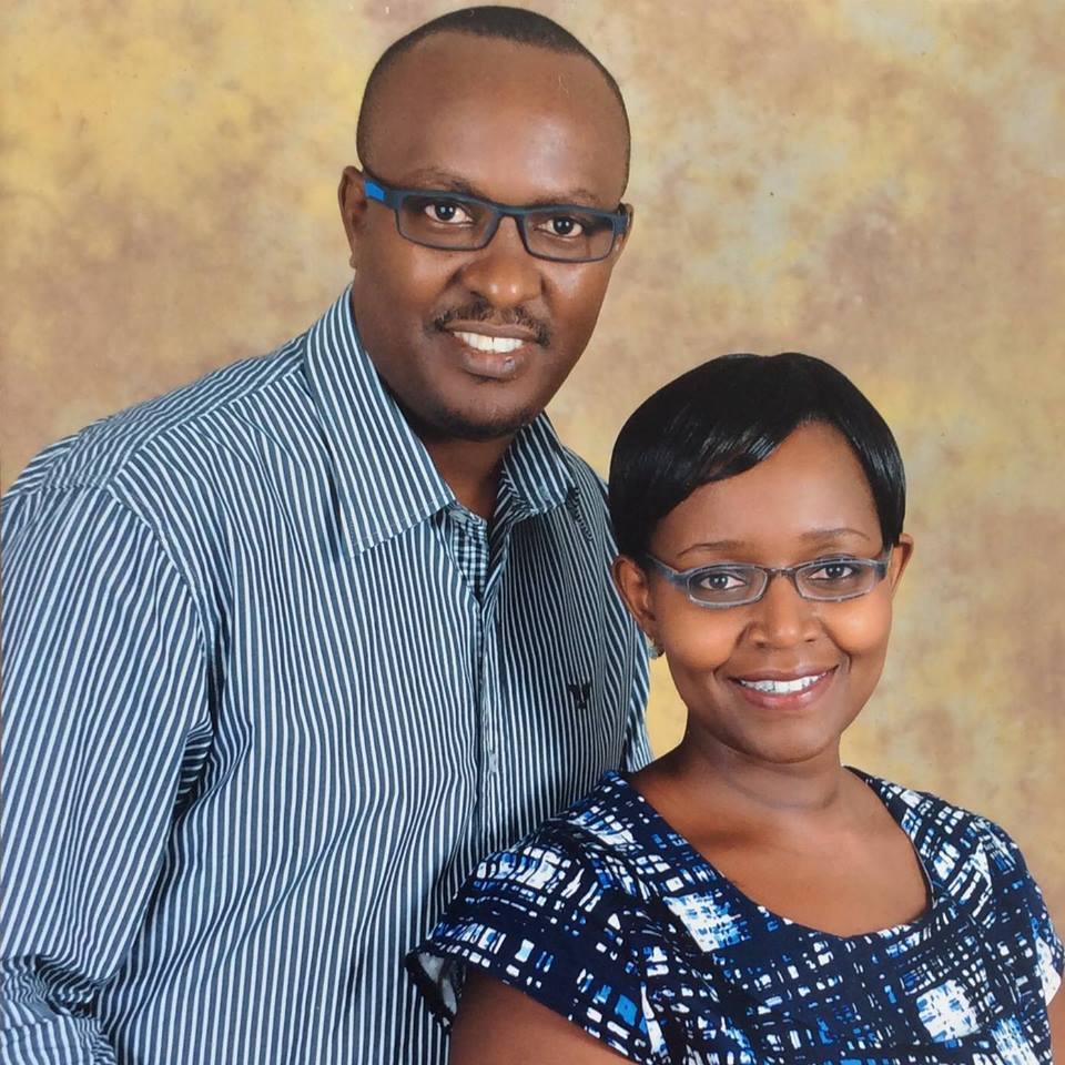Sammy and Eunice Mbuva