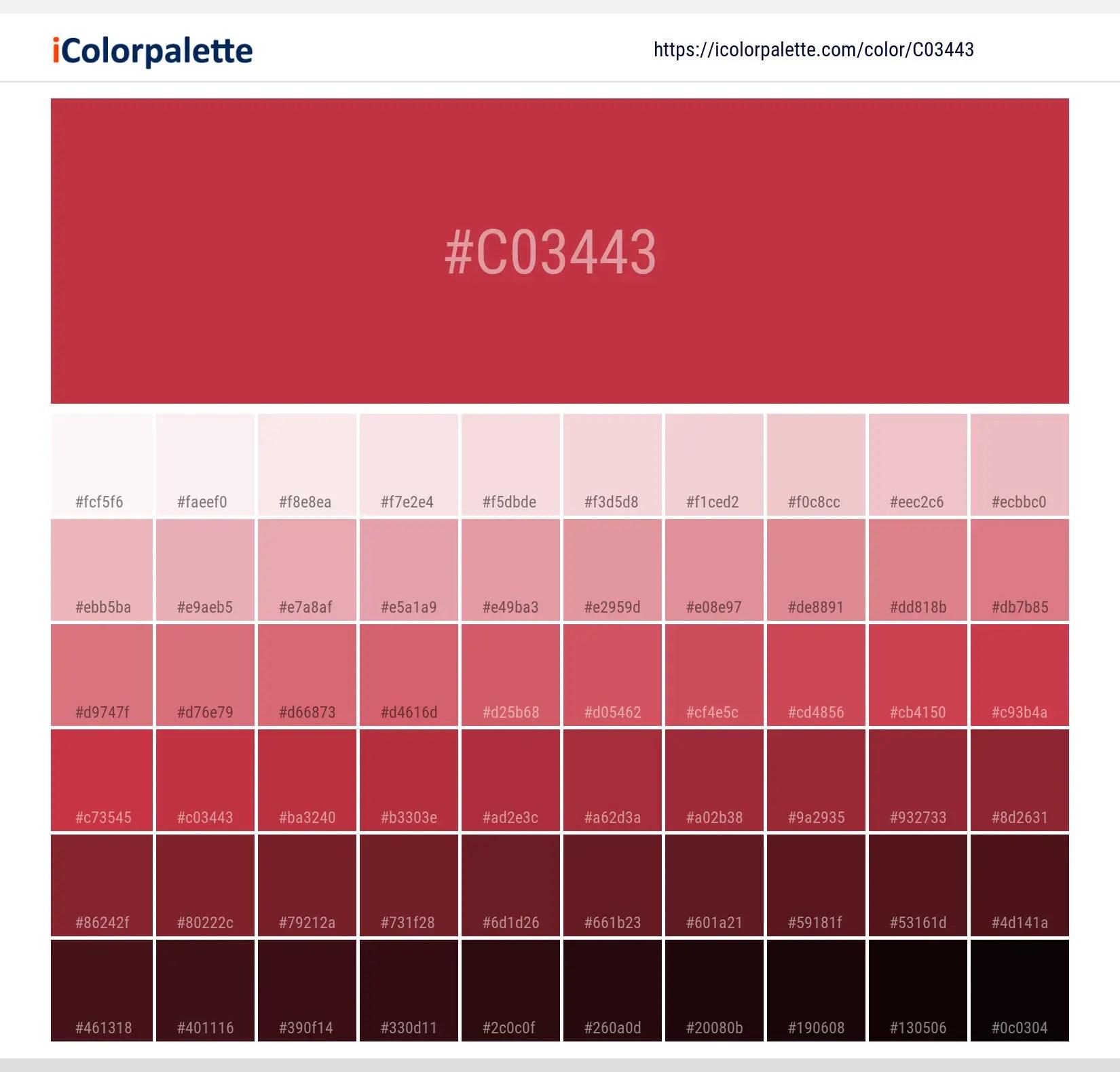 Hex Color Code C