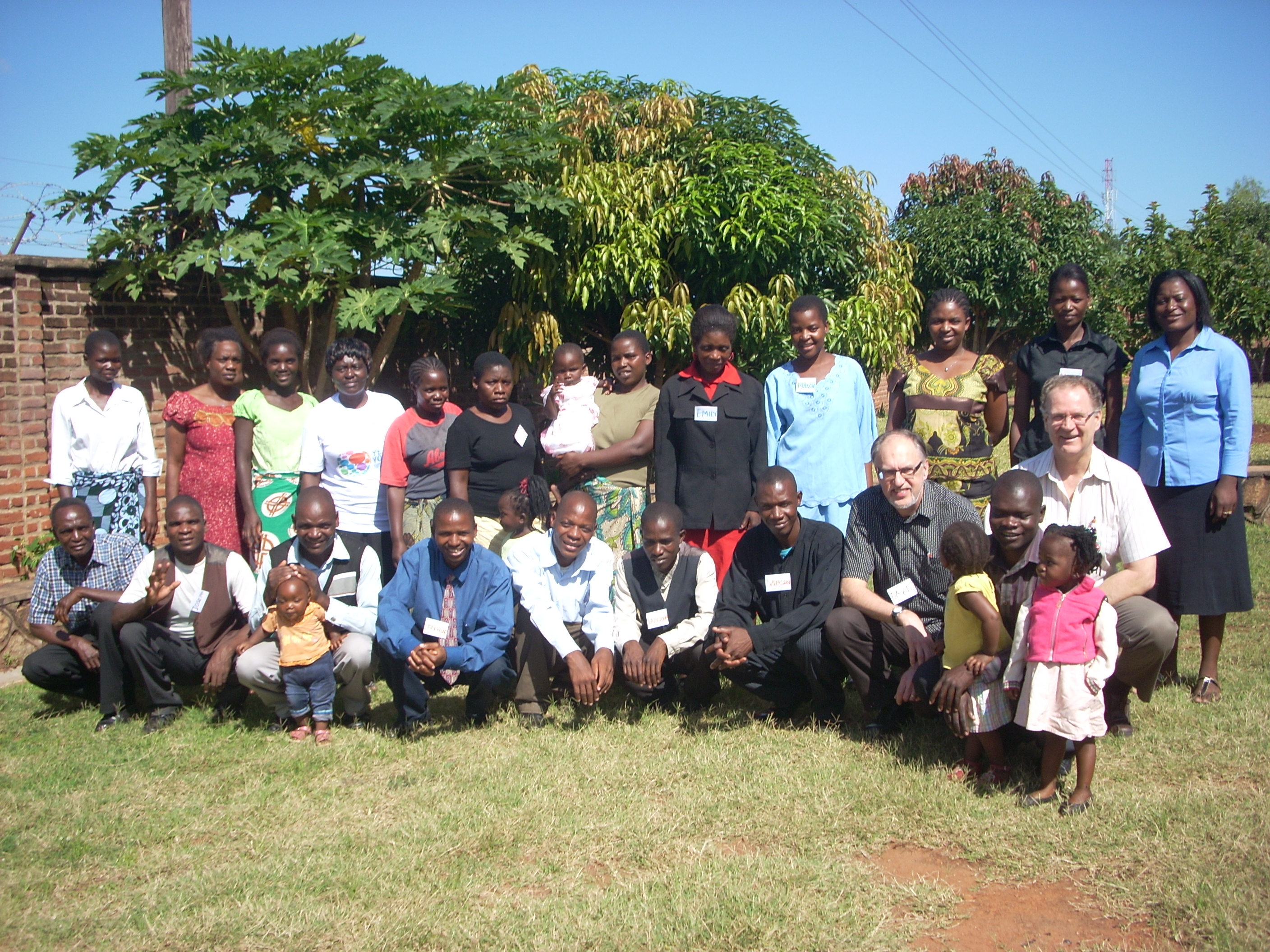 Malawi – Restoration Bible Church Registration