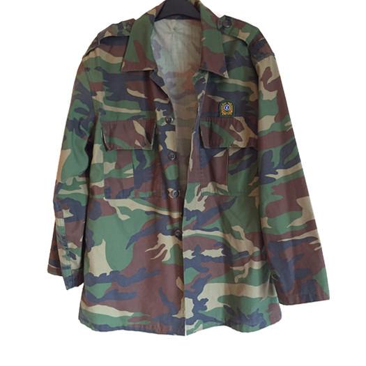 charity shops dublin khaki shirt
