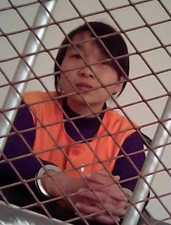 Christian Tu Yan has spent nearly a year in jail awaiting trial for her alleged involvement in the cult.