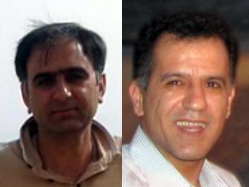 Soroush and Eskandar (courtesy of Middle East Concern)