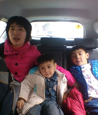 Cheng Jie is reunited with her husband and her two children after a 2-year prison term in China.