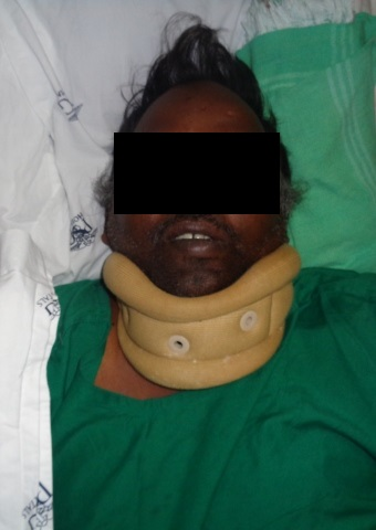 Pastor Madur from India was attacked by Hindu extremists and is still hospitalized with severe injuries.