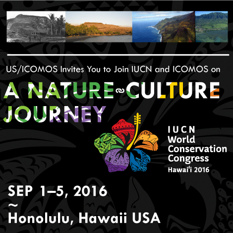 Voyage Nature Culture Journey WCC 2016