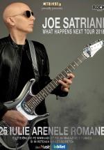 Concert Joe Satriani de la Arenele Romane din Bucureşti