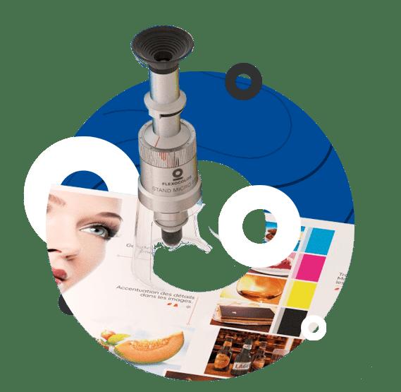 services production icône
