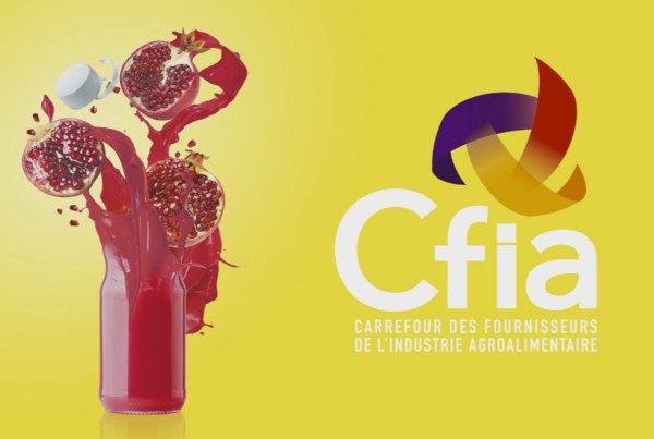 salon CFIA participation icône