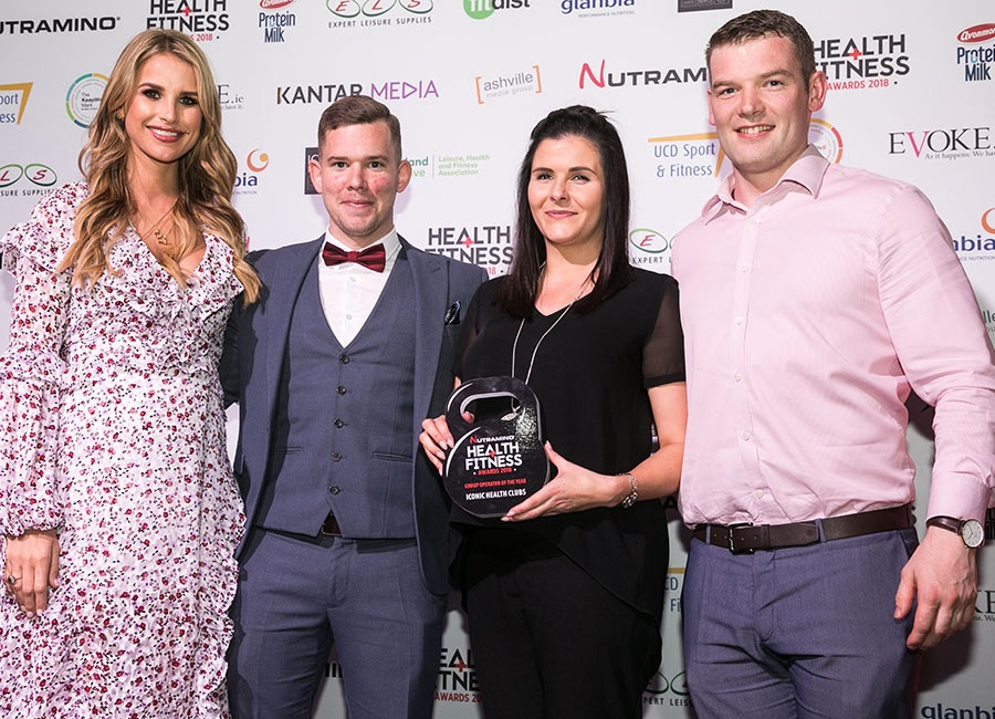 iconic health clubs wins 5 national awards icon health club