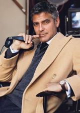 Affordable George Clooney style