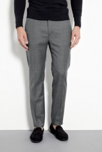 ACNE Wall Street Shark Trousers budget James Bond Skyfall