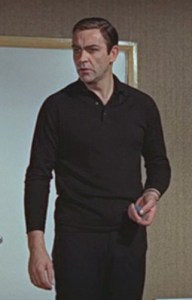 Affordable Bond Wardrobe black long sleeve polo
