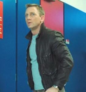 affordable casino royale armani leather jacket