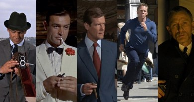 5 Favorite Bond Looks with Nick of BAMFstyle
