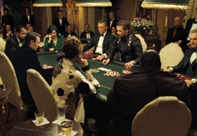 The James Bond Poker Night