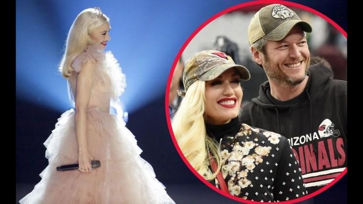 Blake Shelton Doesn't Know Any Gwen Stefani Songs! image