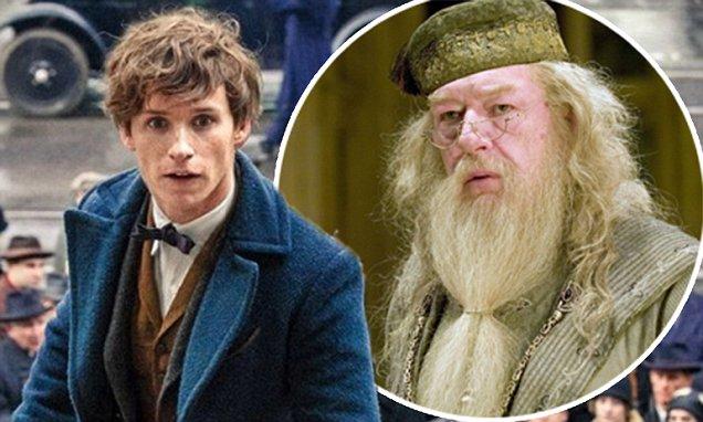 FANTASTIC BEASTS Director Confirms Dumbledore Appearance image