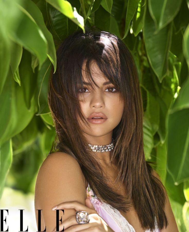 Selena Gomez CHATS About Demi Lovato's Overdose in Elle Magazine image