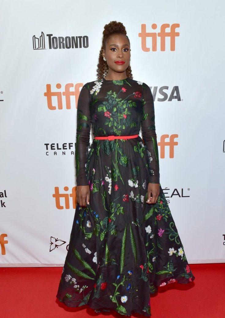 'The Hate U Give' Stars Walk Toronto Film Festival Red Carpet image
