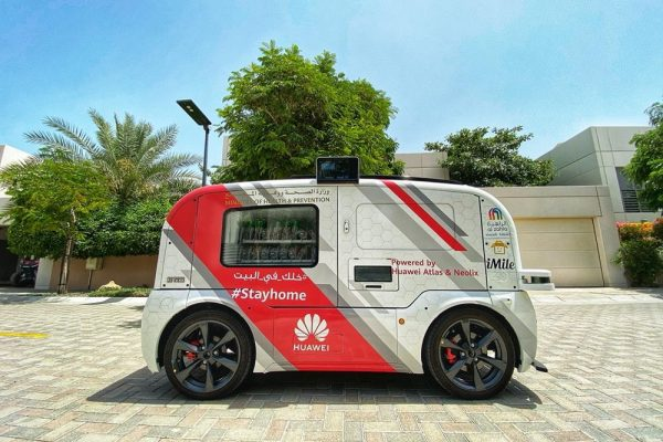 Al Zahia deployed the first driverless car in the UAE