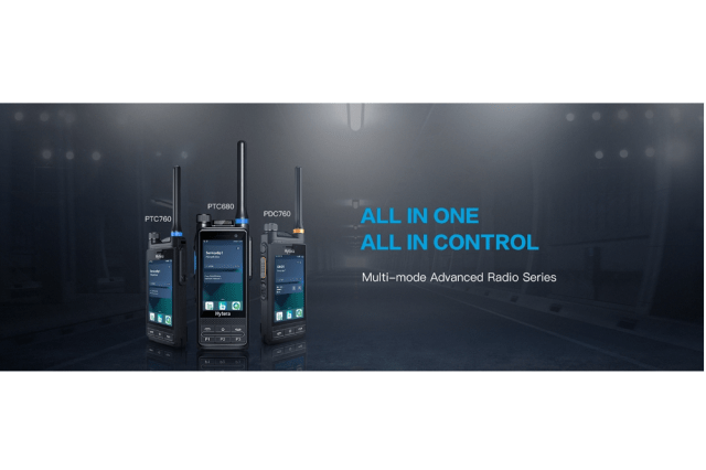 Hytera Multi-mode Advanced Radios Deliver Intelligent Technology Solutions for PMR Industry