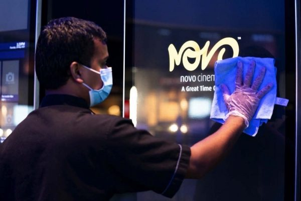 NOVO CINEMAS EXTENDS A WARM WELCOME TO ALL MOVIE LOVERS