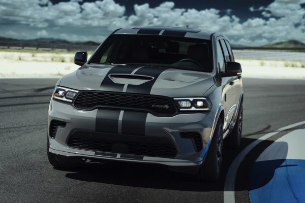 Cat Out of Hell: Dodge//SRT Introduces the Most Powerful SUV Ever – 2021 Durango SRT Hellcat in the U.S. Market