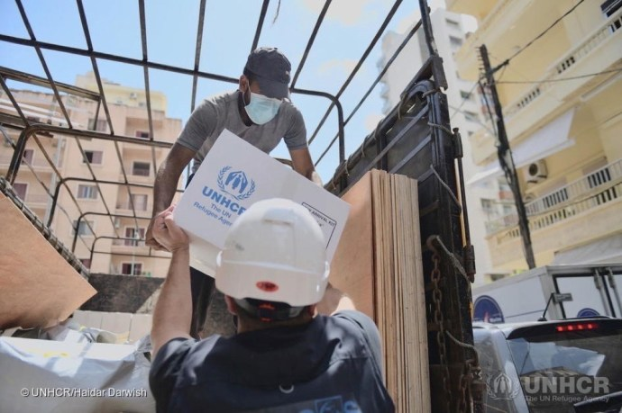 Mercato partners with UNHCR to raise funds for refugees and displaced people in Yemen and Lebanon.