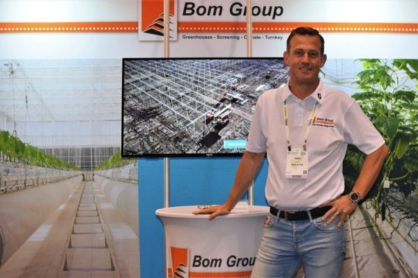 Pure Harvest Smart Farms Selects Dutch Greenhouse Builder