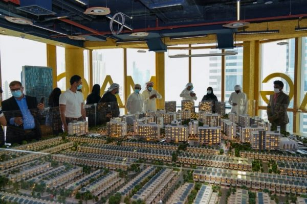 First batch of villas sold in MAG City project