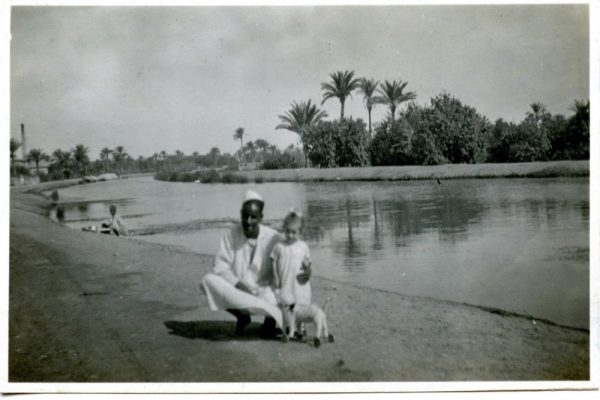 Rich Egyptian archive of photos, artifacts, and more comes