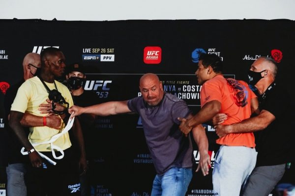 ABU DHABI'S RETURN TO FIGHT ISLAND BREAKS UFC VIEWERSHIP RECORDS