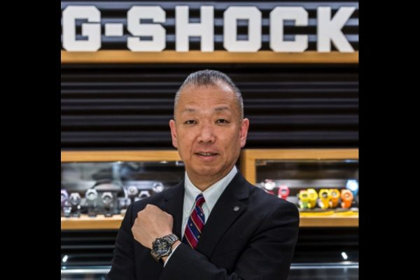 Interview with Mr. Koji Naka – Managing Director of CASIO Middle East
