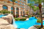 MUMS ARE TREATED TO COMPLIMENTARY POOL & BEACH ACCESS