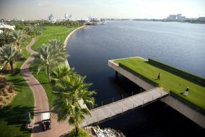 Park Hyatt Dubai and Dubai Creek Golf & Yacht Club