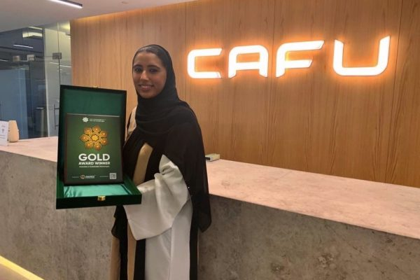 CAFU Honoured with Prestigious 'Gold Innovation