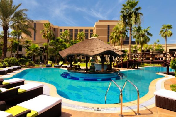 REVIVE AND REDISCOVER AT LE MERIDIEN DUBAI
