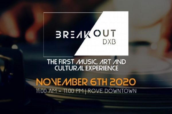 What to Expect at Breakout Dxb this Weekend,