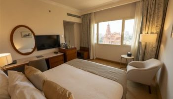 Sleep with a View of Legacy at Baron Hotel Heliopolis Cairo's